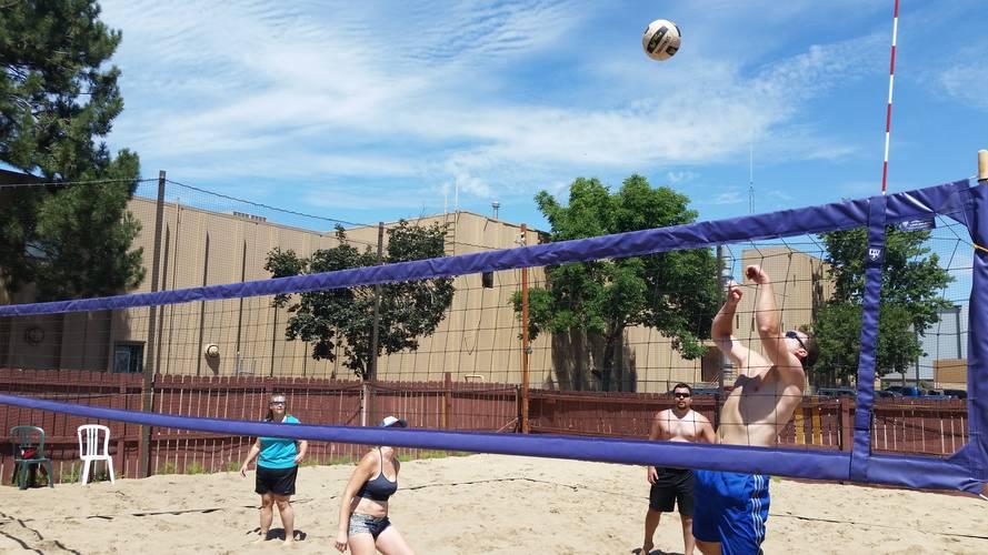 9/24 Beach Tournament - Coed 4's