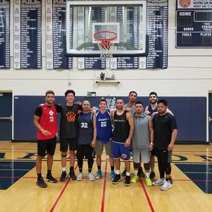 Saturday Afternoon Fall Men's Basketball League
