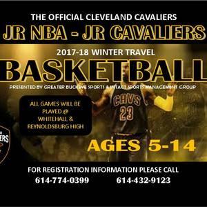 2018 jr NBA- JR CAVALIERS Basketball League