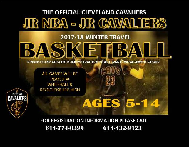 2018 jr NBA- JR CAVALIERS Basketball League