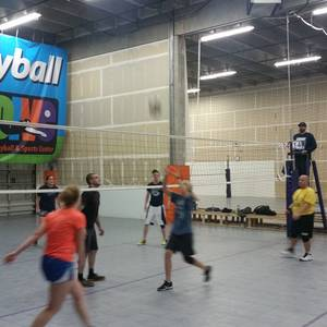 Session 6 - Denver Wednesday Intermediate Indoor Volleyball Coed 6's
