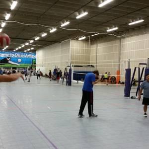 Session 6 - Denver Thursday Int/Adv Indoor Volleyball Men's 4's