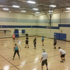 Session 1 '18 - Westminster Thursday Advanced Volleyball Coed 6's