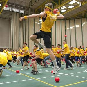 Session 1 '18 - Denver Friday Recreational Dodgeball Coed 8's