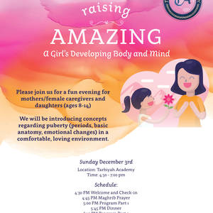 Raising Amazing: Dinner and Tea Time