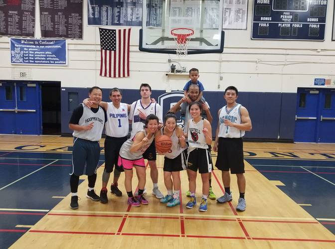 Sunday Night Coed Winter/Spring Basketball League