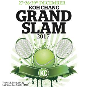 Koh Chang Grand Slam Tournament 2017