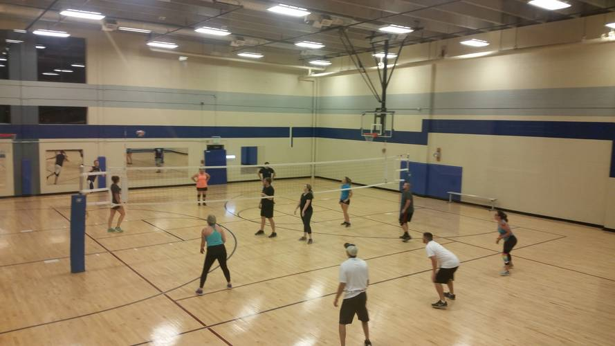Session 2 '18 - Westminster Thursday Advanced Volleyball Coed 6's