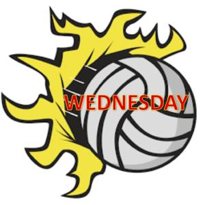 Wednesday Co-Ed 6's
