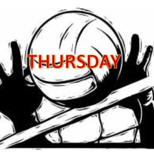 Thursday Competitive 4's