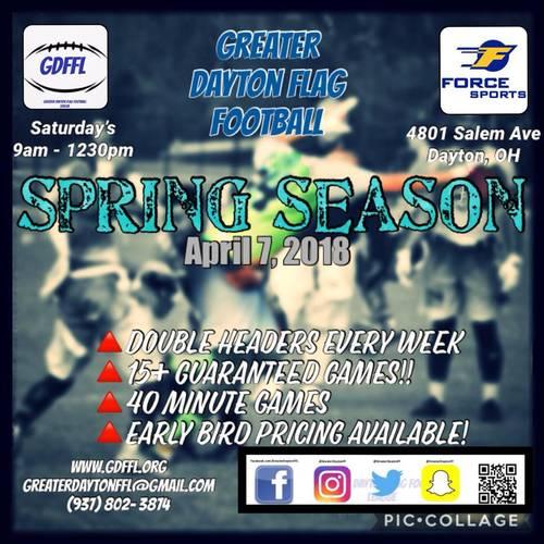 GDFFL Spring League 2018