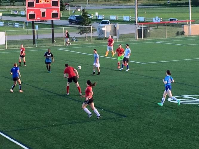 Session 2 '18 - Stapleton Friday Soccer Coed 11v11