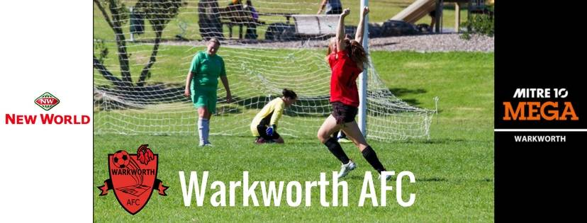 Warkworth AFC Registrations All Grades Pay by Bank Transfer