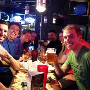 March Social - Brews and Dodgeball
