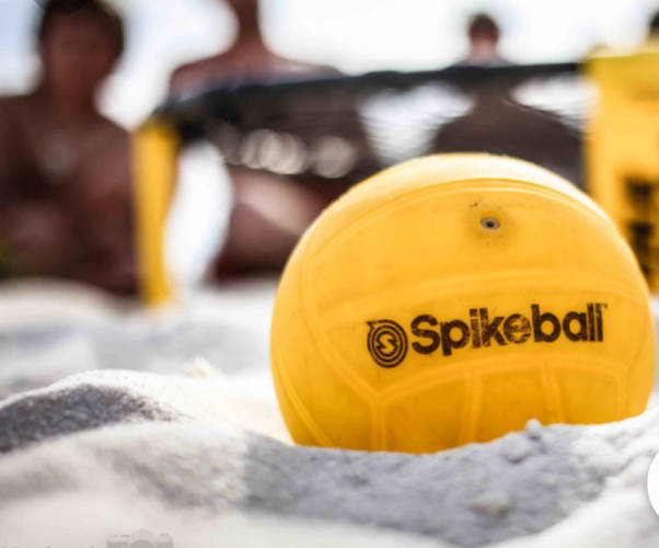 Spikeball Tournament