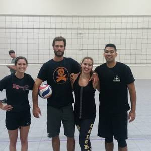 Session 3 '18 - Denver Tuesday Intermediate/Advanced Volleyball Coed 4's