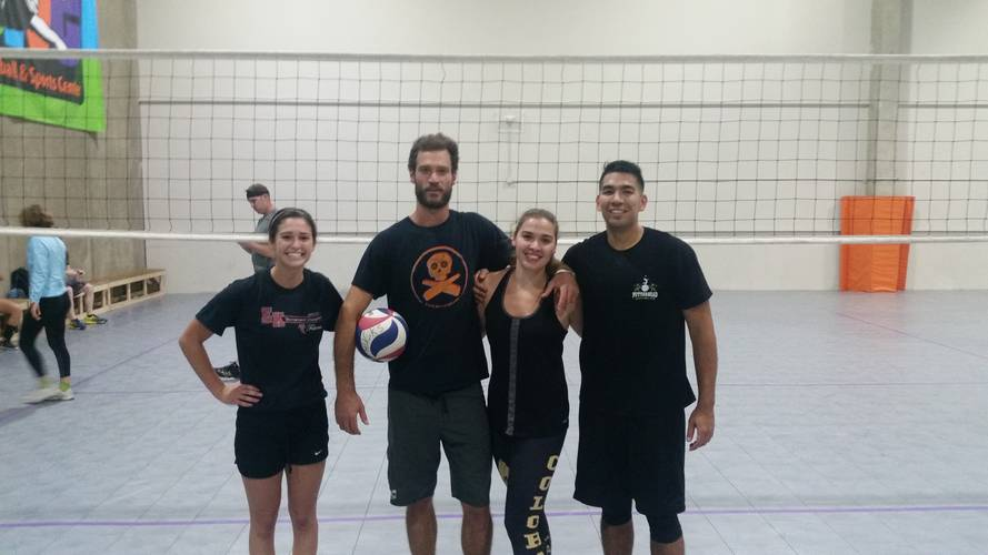 Session 3 '18 - Denver Wed Intermediate/Advanced Volleyball Coed 4's