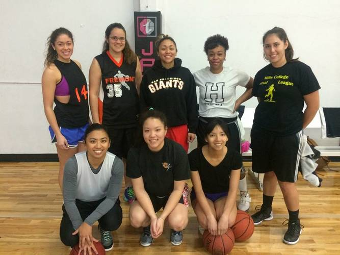 Women's Wednesday Night Basketball League