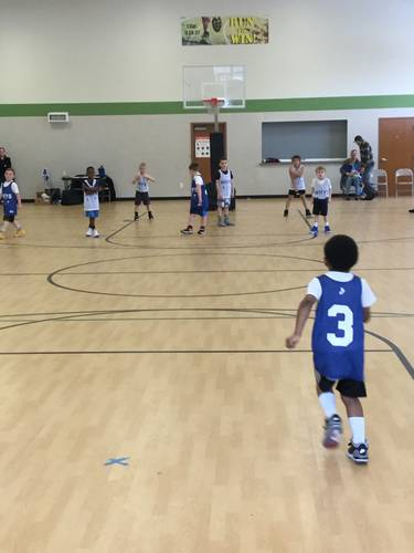 Youth Basketball Training/Games