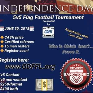 GDFFL Independence Day Tournament
