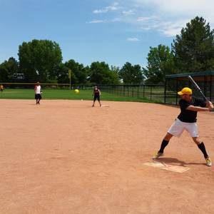 Session 4 '18 - Friday SE Denver Men's Intermediate Softball