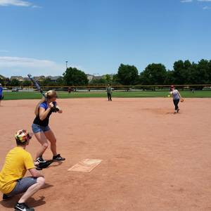 Session 4 '18 - Friday SE Denver Coed Recreational Softball