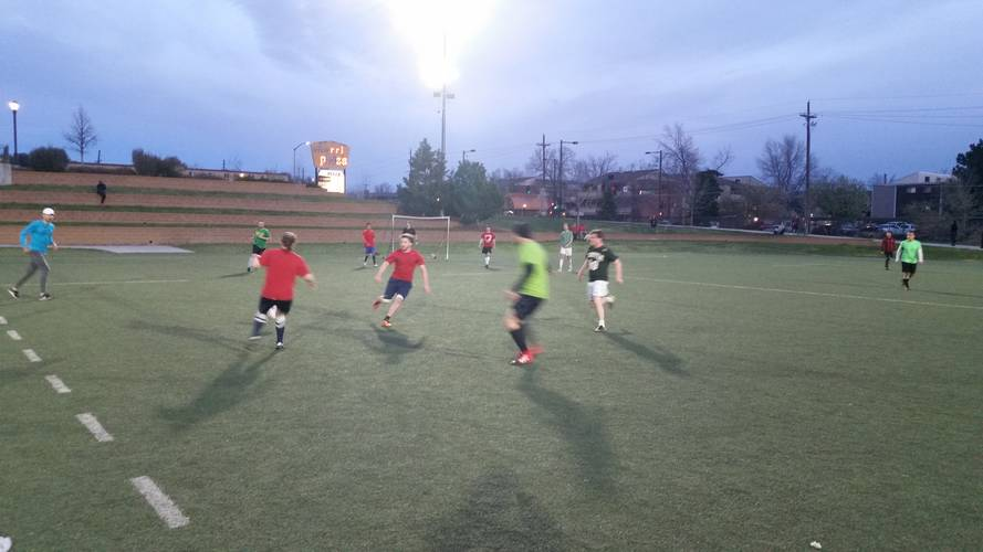 Session 4 '18 - Glendale Sunday Night Soccer Mens Intermediate 7v7