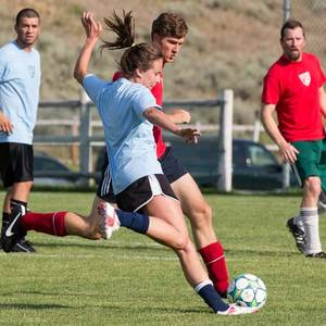 Session 4 '18 - Denver Monday Night Soccer Coed 7v7