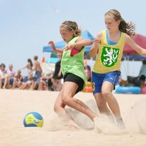Summer Beach Soccer Camp - Week 9