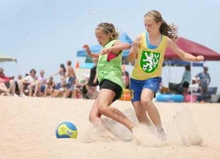 Summer Beach Soccer Camp Week 10