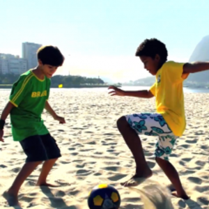 Beach Soccer Skills Clinic & Game