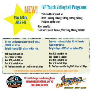 2018 IVP Youth Volleyball Program