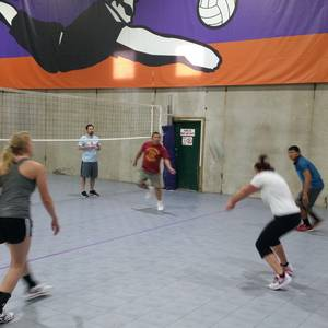 Session 4 '18 - Denver Tuesday Advanced Volleyball Coed 6's