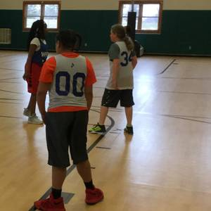 Girls Competitive Basketball League