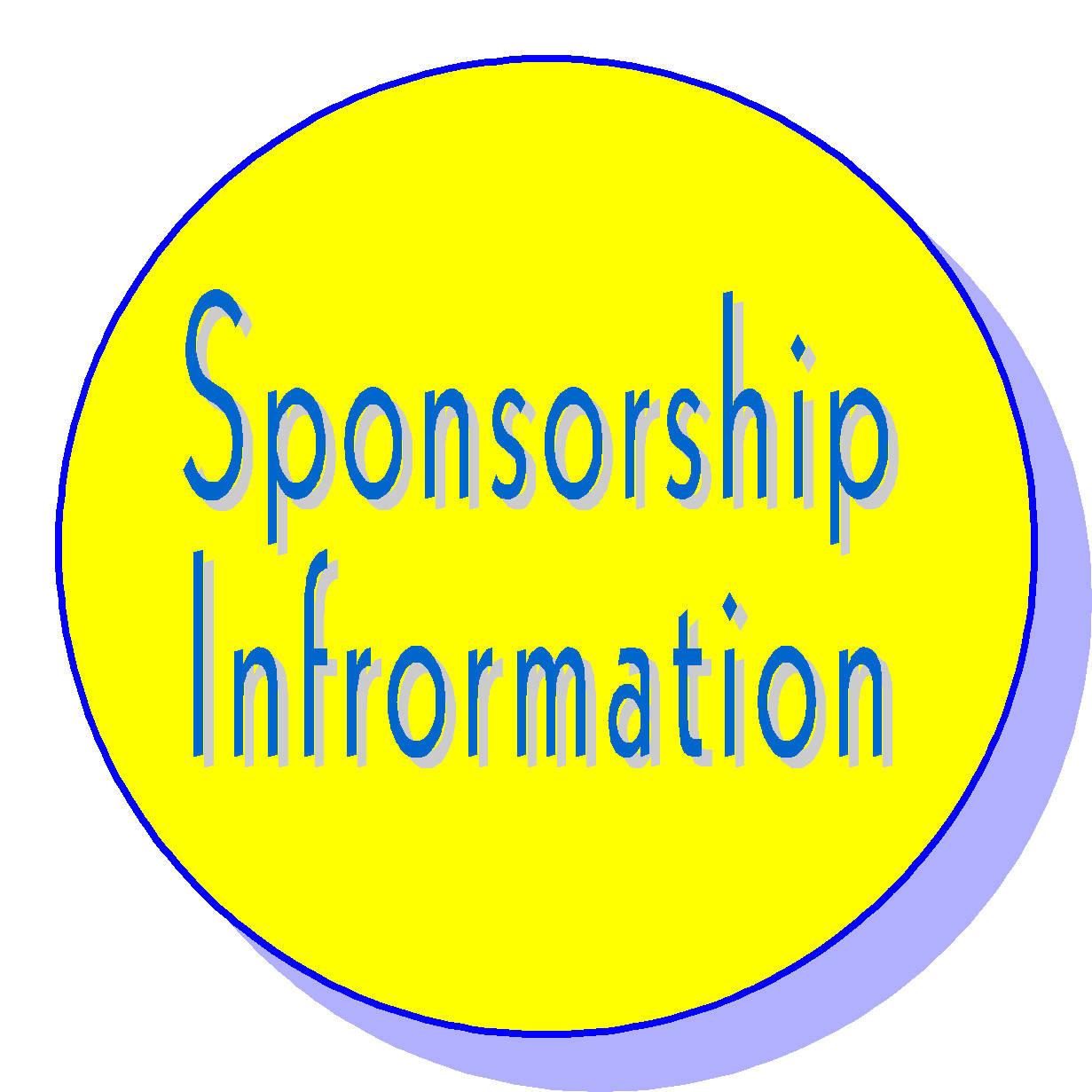 SPONSOR INFORMATION- CARSON'S CRUSADERS FOUNDATION