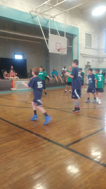 7th Grade Boys League Top 5