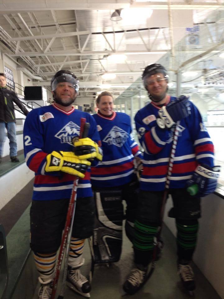 Sun Valley B/B+ Senior Hockey League