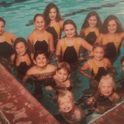 About the Delta Marlins Swim Team