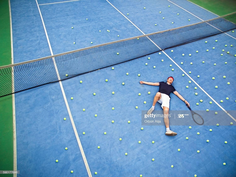 Cottonwood Tennis - Men's Singles Flex League