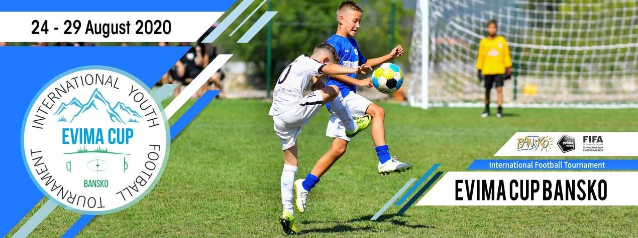 Evima Football Camps Program 2020-2021