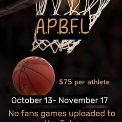 Aria Paris Basketball Presents the High School Fall League