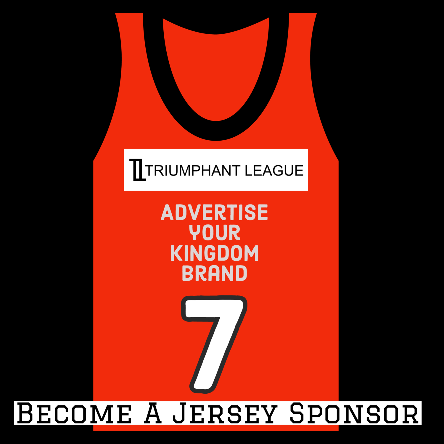 Become A Jersey Sponsor