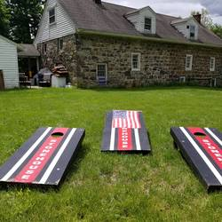 Stonehouse Cornhole League