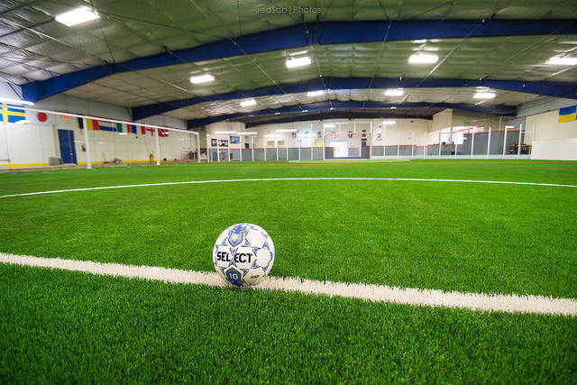 Upper 90 Soccer Center