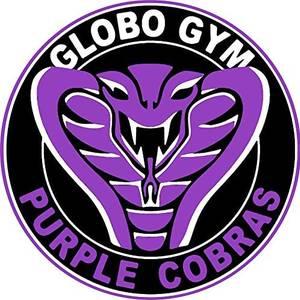 Globo Gym Purple Cobras