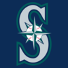 Thumb mariners baseball logo