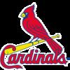 Thumb st. louis cardinals logo vector