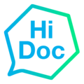 Small hidoc logo transparent