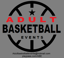 Adult Basketball Events