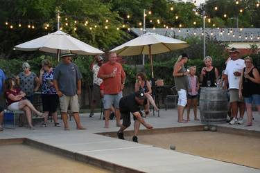 Purple Line Bocce League